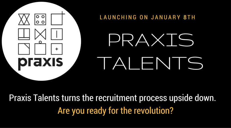 Announcement PRAXIS Talents